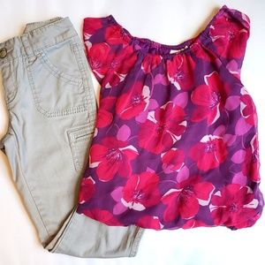 Girls outfit size 7/8